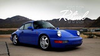 1992 Porsche 964 Carrera RS: Rituals of Rennsport