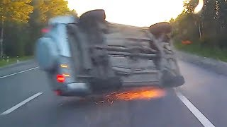 WHEN DRIVERS GO FULL RETARD! Stupid Drivers & Driving Fails On Dashcam 2017