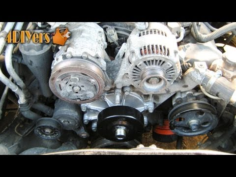 DIY: Dodge 4.7L V8 Water Pump Replacement