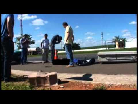 Bruno de Freitas Tetzner perde a vida em acidente de moto
