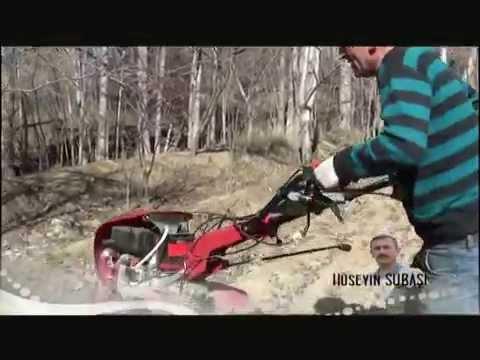 Weima 7Hp Dizel Marşlı Çapa Makinası // WM1100A-M - Şabanözü
