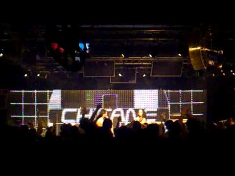 Chicane @ Ministry of Sound 09-04-2010 Clip 3