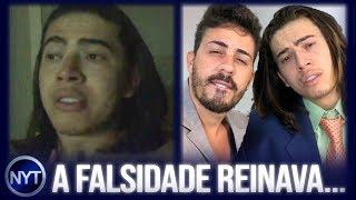 Whindersson REVELA bastidores com Carlinhos Maia, por que o Carlinhos Maia apagou as redes sociais
