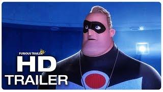 INCREDIBLES 2 Make Supers Legal Again Movie Clip + Trailer (NEW 2018) Superhero Movie HD