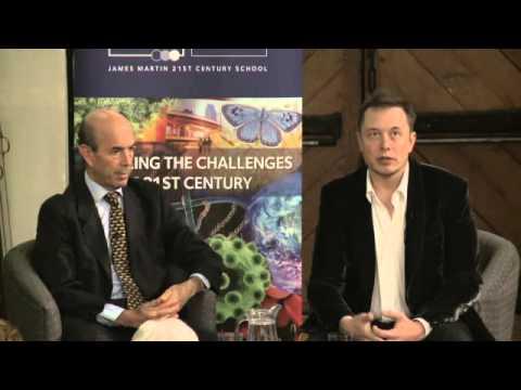 Elon Musk - the Future of Energy & Transport