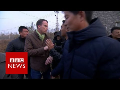 BBC stopped from visiting China independent candidate  - BBC News