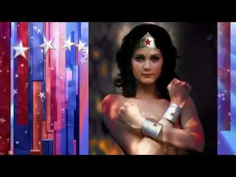 Randy Lance - Wonder Woman Tv Theme 2015 Tribute video
