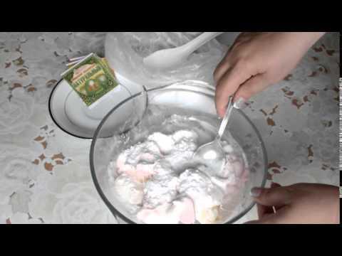 Как сделать мастику из МАРШМЕЛЛОУ marshmallow