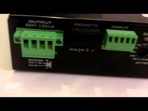ISE 2016: QSC Details SPA Amplifier Series
