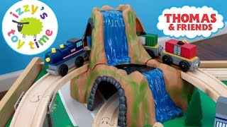 Thomas and Friends   Thomas Train and KidKraft Bucket Top Mountain with Brio   Toy Trains for Kids