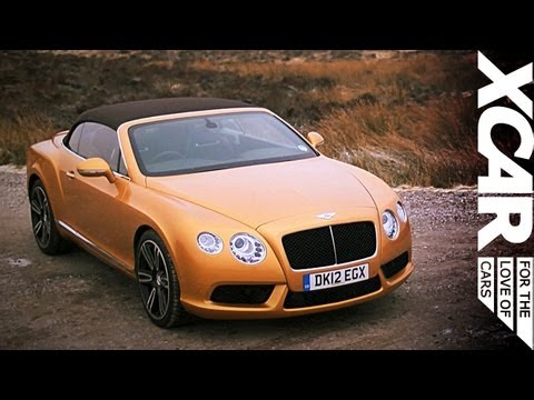 Bentley Continental GTC V8: What Makes A Bentley So Special? - XCAR