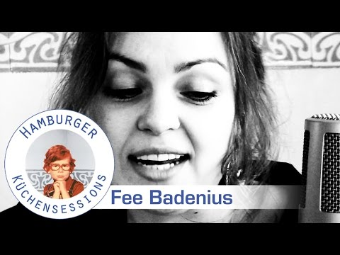 "Fee Badenius ""Kein Land in Sicht"" live @ Hamburger Küchensessions"