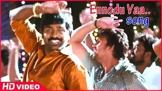 Attakathi - Thirudan Police Tamil Movie - Ennodu Vaa Song Video | Attakathi Dinesh | Iyshwarya | Yuvan