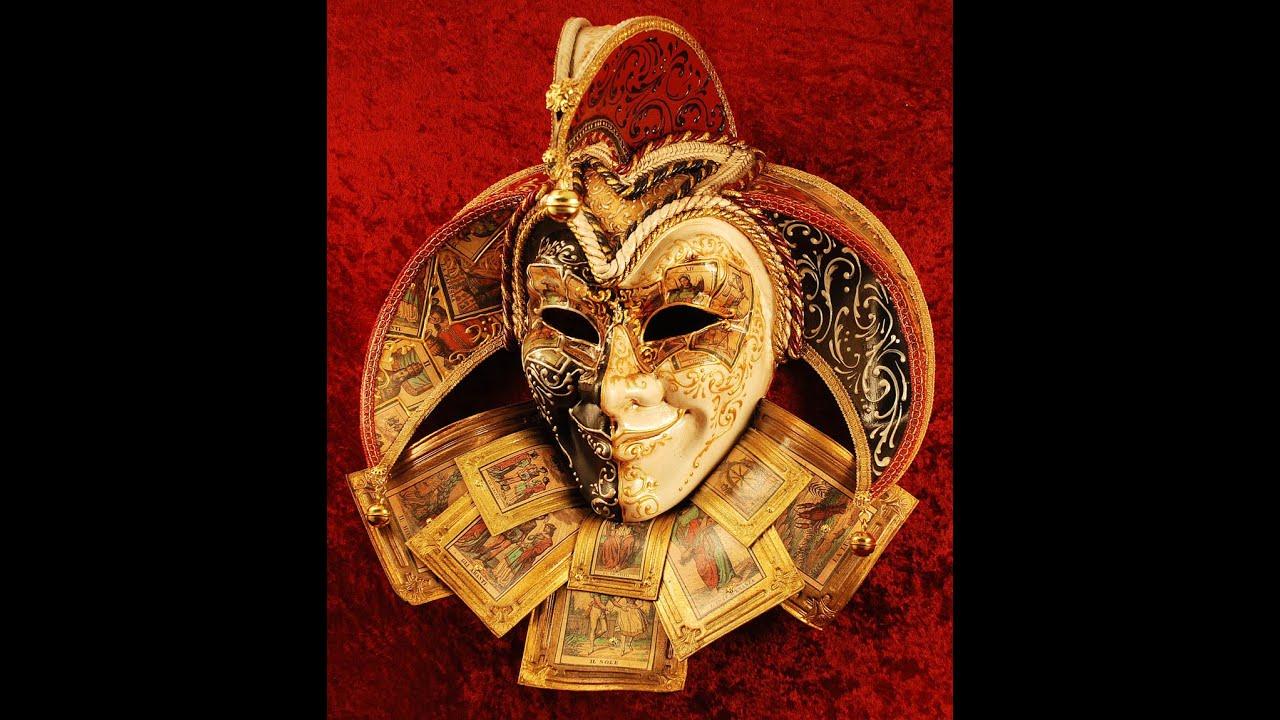 Схемы вышивки карнавальных масок