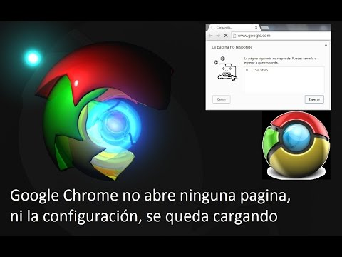 Google Chrome No Carga Ninguna Pagina Not Working | Solucion Facil Solved and Fixed 2015
