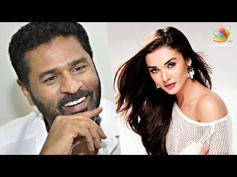Prabhu Deva fulfills Amy Jackson's lifetime dream | Hot Tamil Cinema News