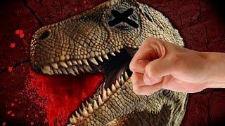 PUNCHING DINOSAURS - Dinosaur Forest Gameplay (Dino Survival Game)