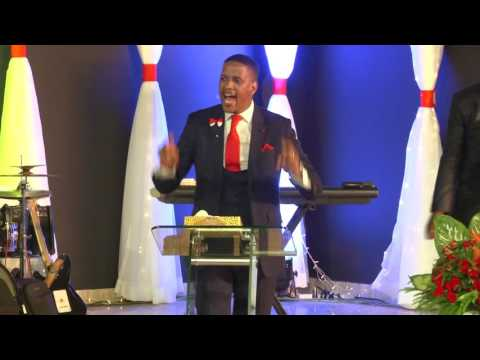"""Prophète Joel Francis Tatu at the """"7 Days of worship Conference"""", Part 1"""