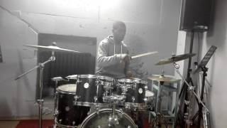"""Victory"" (by Sinach) - Drum Cover (Emmanuel Drummer)"