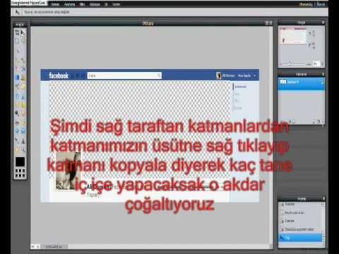 Facebook Kapak Resmi Yapma | Görsel Anlatım