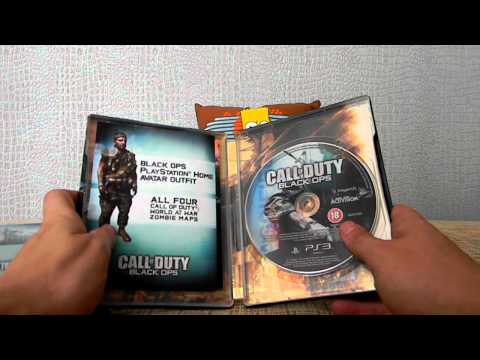Обзор Call of Duty Black OPS Hardened Edition
