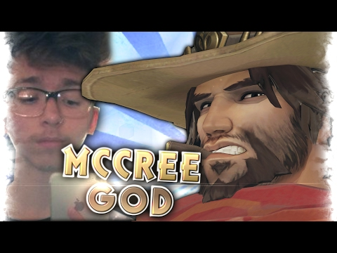 Best McCree Player Tails  [#1World McCree] Moments Montage |Overwatch Best Of Tails McCree God Plays