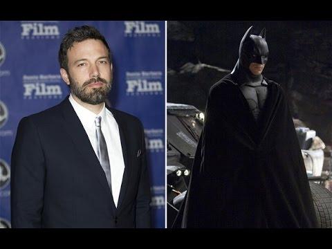 Ben Affleck Talks Being Batman - AMC Movie News