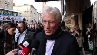 Glasgow Film Festival: Richard Gere | Time Out of Mind (The Fan Carpet)
