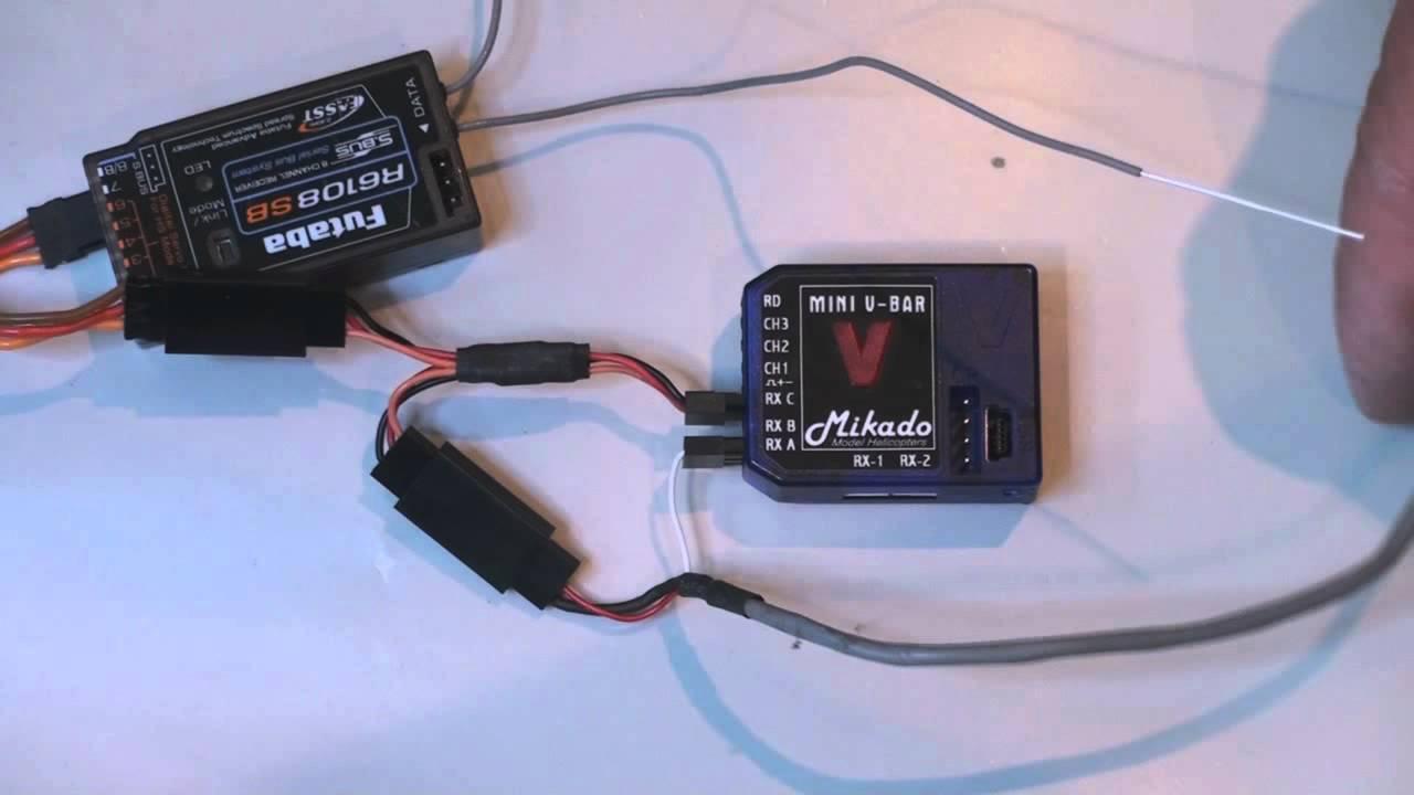 Vbar 5 2 - Episode 19 - Phase Sensor On Mini