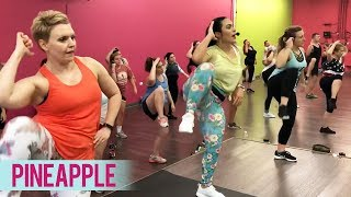 Ty Dolla $ign - Pineapple ft. Gucci Mane & Quavo (Dance Fitness with Jessica)