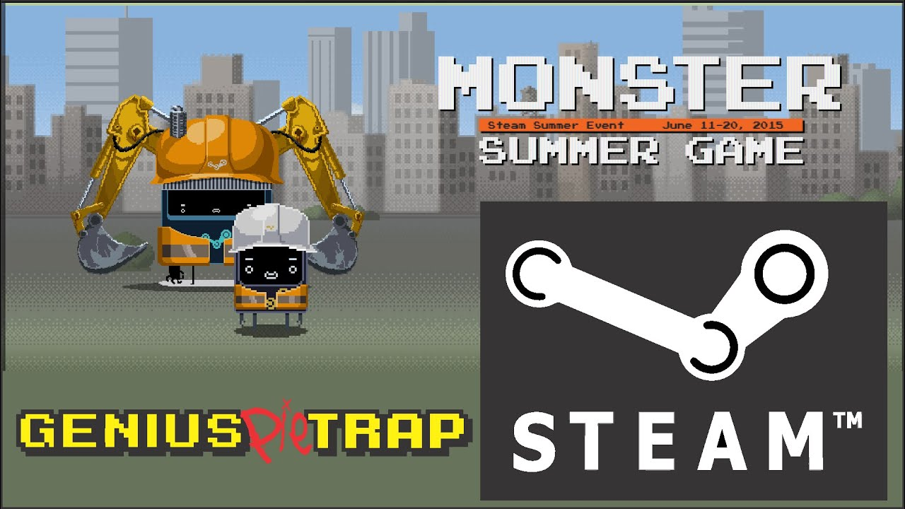 Summer Sale 2015 Badge Steam Monster Summer Sale 2015