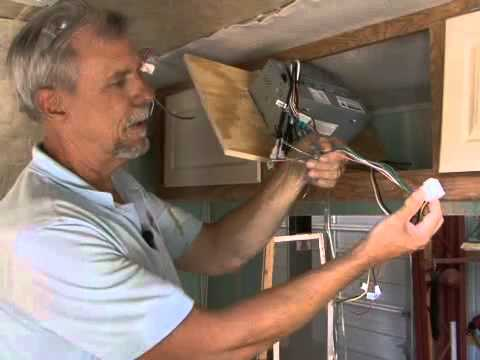 Jensen Rv Stereo And Speaker Installation By Rv Education