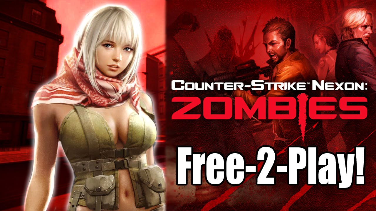 Counter Strike 2 Nexon Counter Strike Nexon Zombies