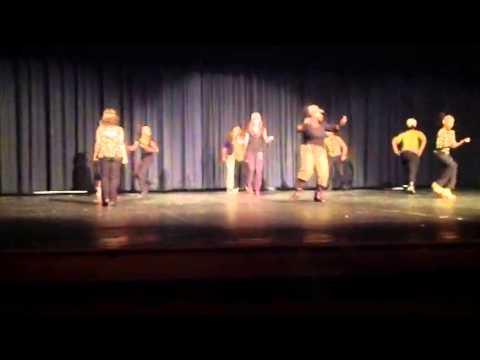 Partee Elementary School Dancing Stars