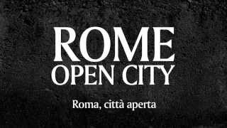 Rome, Open City (1945) - Trailer