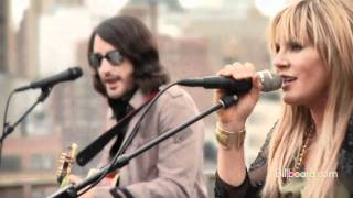 "Grace Potter and the Nocturnals - ""Medicine"" Billboard Tastemakers Session"