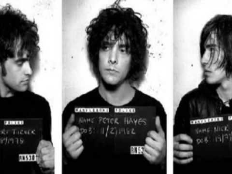 "Black Rebel Motorcycle Club ""Screaming Gun"""