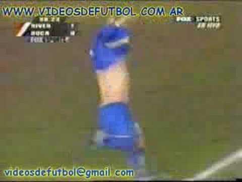 Los mejores goles de Carlitos Tevez en Boca JRS