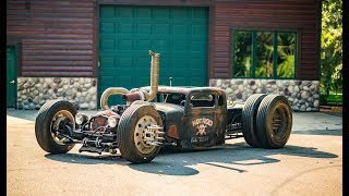 Crazy Big Engines In Hot Rods
