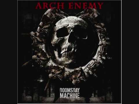 Arch Enemy - I Am A Legend Out For Blood