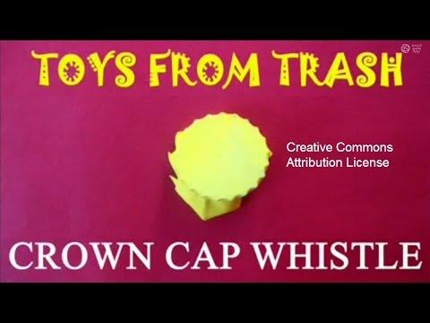 Crown Cap Whistle | Punjabi | Fun Sound Toy