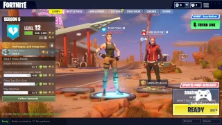 [Epic Games] Fortnite: Having fun with Justinandrew1