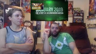 FN Reaction : Dragon Ball Super: Broly Movie Trailer (English Dub Reveal) Exclusive - Comic Con 2018