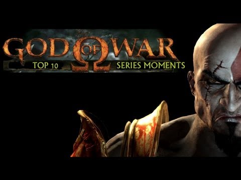 Top 10 God Of War Series Moments