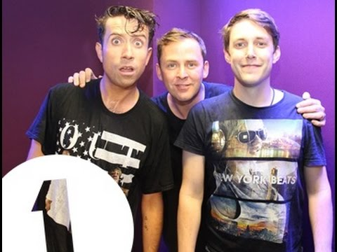 Nick Grimshaw plays Innuendo Bingo
