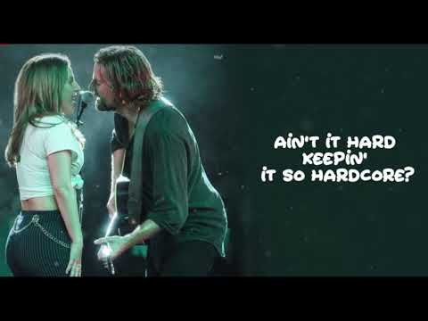 Shallow 1 Hour Edition [ Lady Gaga And Bradley Cooper  ] - A Star Is Born