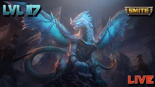 """""""I WILL END YOUR WORLD"""" SMITE PS4 LIVE -  GIVEAWAY AT 100 SUBS"""
