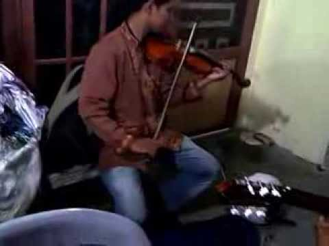 Malay song (violin & guitar)