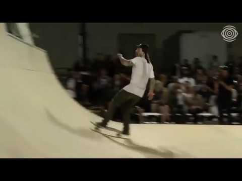 Destroying the vert ramp with @kevin_kowalski | Shralpin Skateboarding