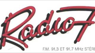 Radio 7 - New Wave, Cold Wave, Indus - 1987